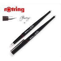 好吉森鹤///66K好品质Rotring红环Artpen 美术钢笔 艺术钢笔 速写钢笔 铁盒装钢笔附5支墨胆/EF/M