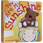 You Are My Sunshine 你是我的阳光 英文原版 Caroline Jayne Church 卡洛琳杰恩