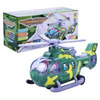 玩具直升飞机模型玩具闪光 音乐发光飞机