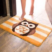 地垫地毯门垫床边垫浴室吸水防滑脚垫厨房客厅脚垫