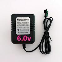 儿童电动玩具汽车配件电池组3.6 4.8v 6v 7.2v遥控车充电器 usb线 6.0v 充电器