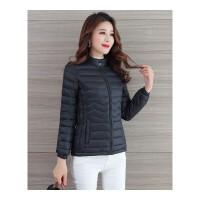 羽绒女短款轻薄女士棉衣韩版修身大码小棉袄反季冬装外套