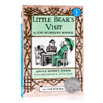 Little Bear小熊系列 Little Bear's Visit 英文原版绘本 汪培�E私房英文书单第二2阶段 I