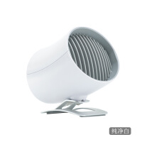 USB风扇 小型迷你办公桌面宿舍小电扇 便携式 大风静音创意电风扇