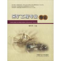 采矿工程专业导论 中国矿业大学出版社