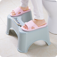 塑料马桶凳子 成人卫生间蹲坑蹲便凳浴室厕所脚踏垫脚凳