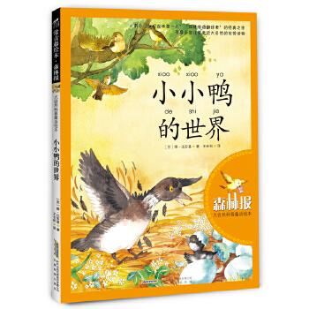 大自然科普童话绘本 小小鸭的世界(全四色)