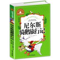 尼尔斯骑鹅旅行记 彩图注音版 一二三年级课外阅读书必读世界经典文学少儿名著童话故事书