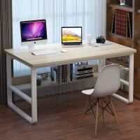 简易电脑台式桌大桌面家用经济型写字台书桌简易学习桌板桌办公桌
