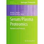 【预订】Serum/Plasma Proteomics: Methods and Protocols