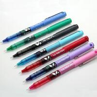 日本Pilot百乐笔bx-v5水性走珠笔 百乐V5中性笔/水笔 0.5mm