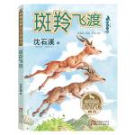 斑羚飞渡(动物世界沈石溪画本 美绘注音版)
