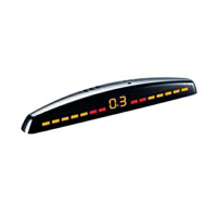 铁将军3022 倒车雷达/双7段LED显示 【4探头】