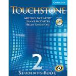 【预订】Touchstone, Level 2 [With CDROM]