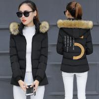 女短款2018新款韩版冬装修身加厚棉衣冬季外套冬天小棉袄
