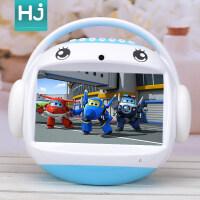 名校堂儿童早教机A9触摸屏wifi智能机器人卡拉OK唱歌学习故事机