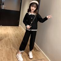 2019年秋季新款洋气童装套装儿童韩版潮流童装套装