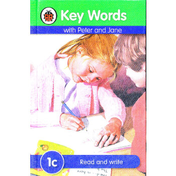 Key Words: 1c Read and Write 关键词1c:读和写 ISBN 9781409301448