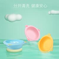 儿童塑料小盆子婴儿用品洗PP盆 3个装婴幼儿洗脸盆宝宝脸盆