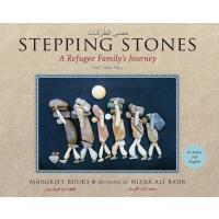 【预订】Stepping Stones: A Refugee Family's Journey