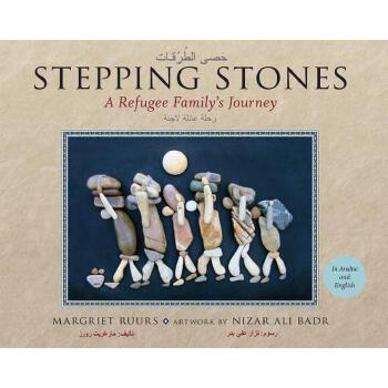 【预订】Stepping Stones: A Refugee Family's Journey 预订商品,需要1-3个月发货,非质量问题不接受退换货。