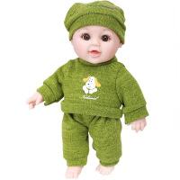 仿娃娃玩具婴儿智能会说话的全软胶假宝宝模型儿童小女孩洋娃娃