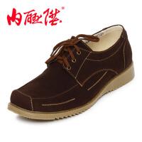 内联升 男鞋布鞋时尚潮流时尚休闲英伦男鞋 老北京布鞋 6498C