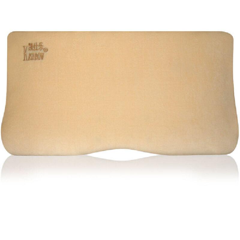 KASRROW/凯仕乐  KSR-33(袋装)温感记忆保健枕 颈椎 太空记忆枕 记忆枕头 枕芯 颈椎枕