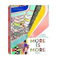 More is More 多就是多 孟菲斯集团极繁主义和新浪潮设计 室内设计进口原版