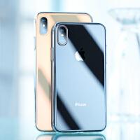 苹果X手机壳iPhoneX透明iPhone XS MaxXR套硅胶iPhoneXR软壳iphon