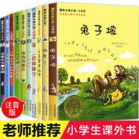 全10册亲爱的汉修先生 桥下一家人彩图注音版三四年级小学生课外阅读书籍一年级二年级课外书必读7-10岁周岁班主任推荐儿童