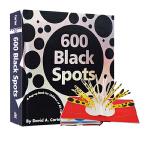 大卫・卡特极致创意立体书:600黑斑 英文原版 600 Black Spots: A Pop-up Book for