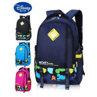 迪士尼书包小学生1-3-6年级4男女童初中生双肩包儿童背包男孩子潮