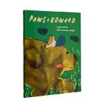 PAWS AND EDWARD 狗狗和爱德华 英文原版儿童绘本