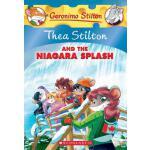 【预订】Thea Stilton and the Niagara Splash: A Geronimo Stilton