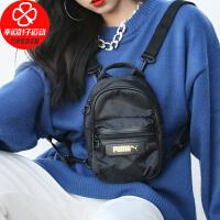 Puma/彪马手提包女包新款拎包运动背包旅行包休闲双肩包078111-01
