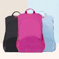 双肩包男女背包休闲旅行包高中学生书包商务电脑包
