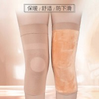护膝保暖老寒腿男女膝盖保护套关节加绒加厚护滕老年人漆冬季防寒