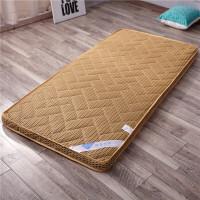 学生宿舍床垫单人床褥子垫被折叠0.9x1.9m1.2米1.0上下铺90cm地铺G定制