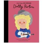 【小人物,大梦想】Dolly Parton 多莉・帕顿 英文原版儿童艺术启蒙