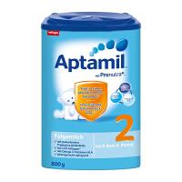 【普通2段】保税区发货 Aptamil/爱他美(德国)婴儿配方奶粉2段 800g 海外购