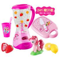 儿童榨汁机玩具 儿童过家家玩具仿真小家电榨汁机咖啡机搅拌机女孩礼物