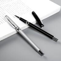 日本ZEBRA斑马 金属笔杆中性笔签字水笔C-JJ4-CN 商务礼品笔