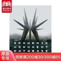 【预订】英文原版 南斯拉夫纪念碑影集 Spomenik Monument Database