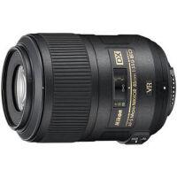 尼康镜头 AF-S DX Micro 85mm f/3.5G ED VR中远摄微距镜头