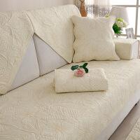 沙发垫子套装欧式布艺沙发垫定做全盖沙发坐垫防滑欧式沙发套沙发罩四季通用巾