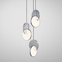 【品牌特惠】北欧后现代简约餐厅吊灯创意吧台楼梯间样板房卧室床头吊灯