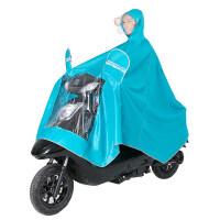 雨衣电动车雨披电瓶车雨衣摩托自行车骑行单人男女士加大 X