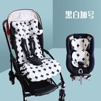 婴儿车凉席垫宝宝通用手推车夏季透气儿童安全座椅凉垫冰丝冰垫 其它 推车+枕头(备注车)