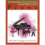 【预订】Alfred's Basic Piano Course Lesson Book, Bk 2
